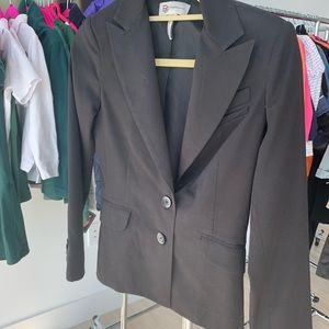Black BCBG GENERATION BLAZER